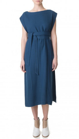 Tibi Aurora Drape Cape Dress