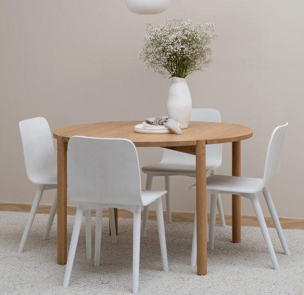 COVE DINING TABLE - NATURAL OAK