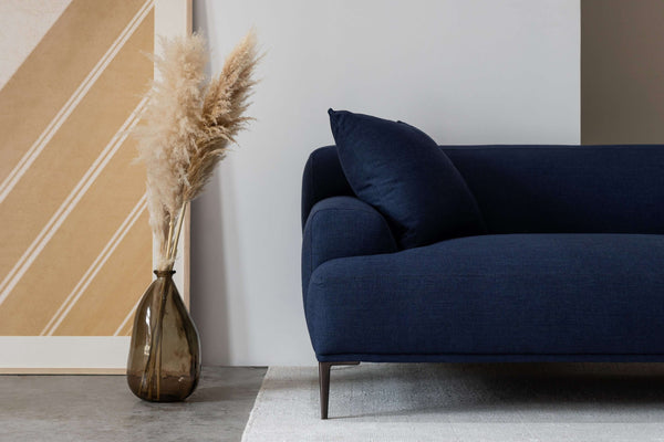 AMELIA MIDNIGHT BLUE SOFA