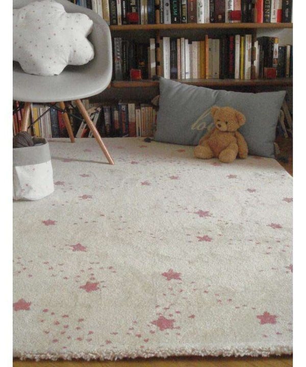 CONSTELLATION RUG - PINK