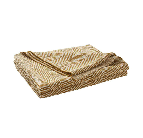 SOLANO THROW - AMBER