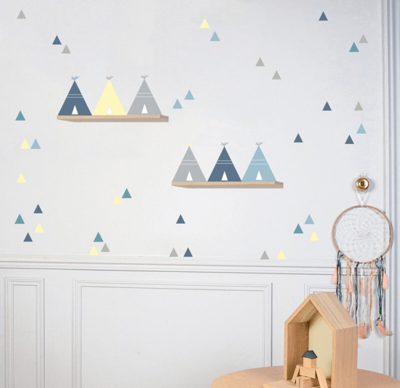 TEPEE BY SARL - STICKERS