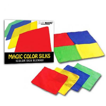 Magic Colour Silk Blendo Trick