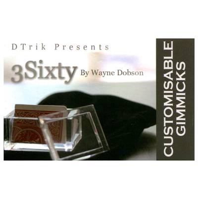 Refill for 3sixty Trick by Wayne Dobson