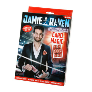 Jamie Raven Magic Set - Card Magic