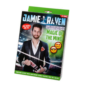 Jamie Raven Magic Set - Magic Of The Mind