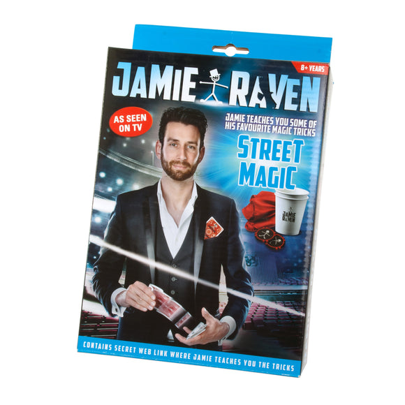 Jamie Raven Magic Set - Street Magic