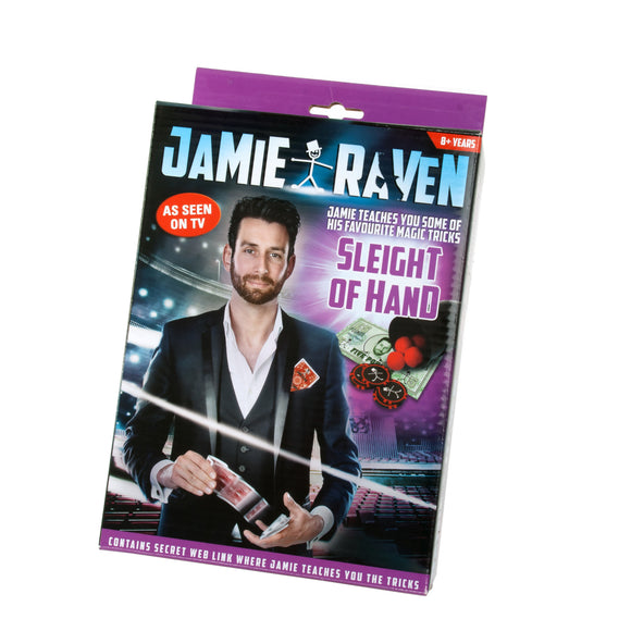 Jamie Raven Magic Set - Sleight Of Hand