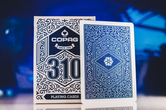 Copag 310 Playing Cards – Blue