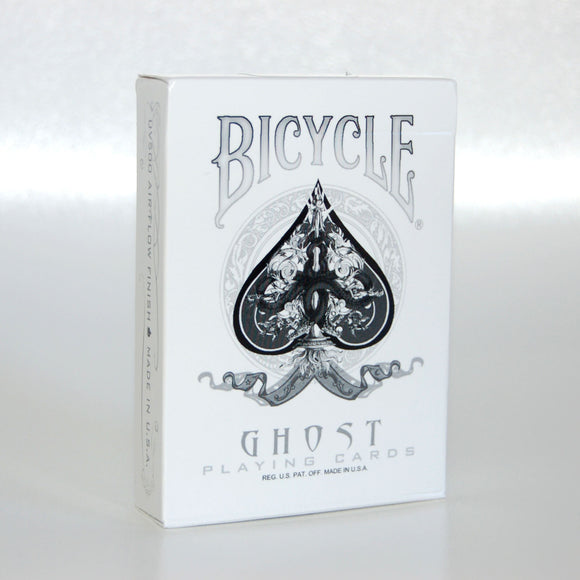 White Ghost Deck by Ellusionist