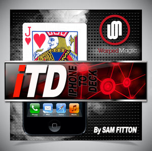 iTD (iPhone to deck) by Sam Fitton and Warped Magic