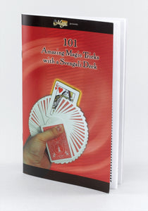 101 Tricks With a Svengali Deck Booklet