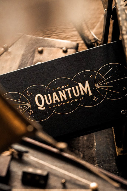 QUANTUM By Calen Morelli & Theory11
