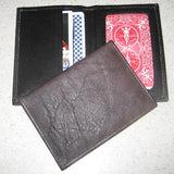 Z.A.P. Wallet (BLACK) by Diamond Jim Tyler