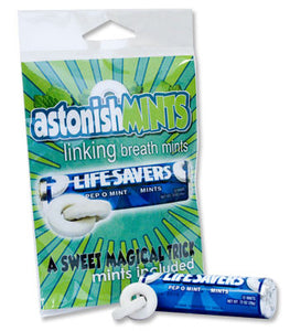AstonishMINTS - Linking Polo Mints w/Roll