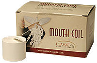 Mouth Coil (12 coils) 50 Ft each By Bazar de Magia