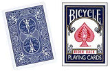 Cheek to Cheek Deck Bicycle Blue