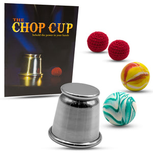 Mini Chop Cup with Props & Training DVD