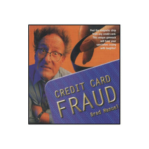 Credit Card Fraud by Propdog