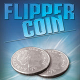 Flipper 10p Coin From Warped Magic