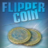 Flipper £2 Coin From Warped Magic