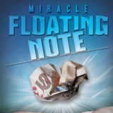 Amazing Miracle Floating Note/Bill Trick