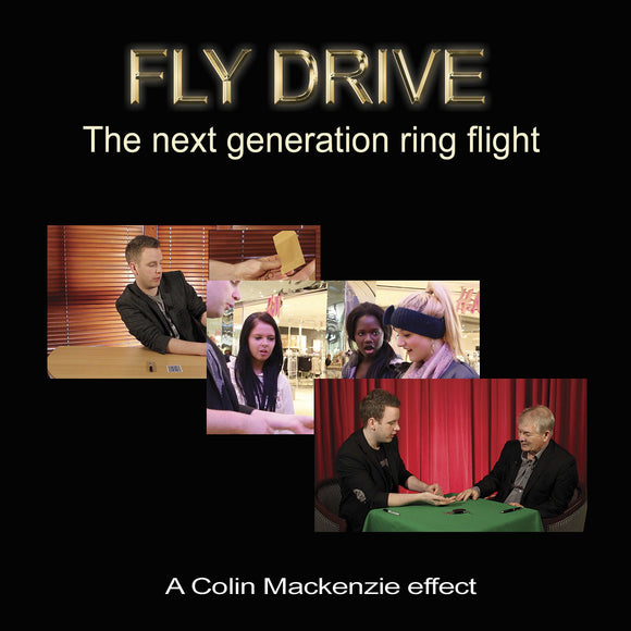 Fly Drive By Colin Mackenzie & Harry Robson Magic
