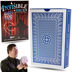 Giant Invisible Deck By Magic Makers