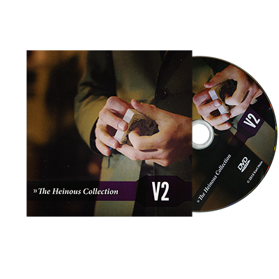 The Heinous Collection Vol.2 DVD by Karl Hein