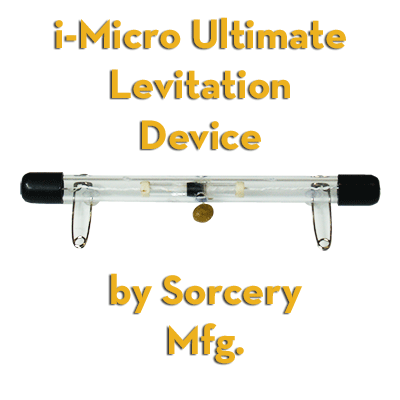 i-Micro Ultimate Levitation Device by Sorcery Mfg