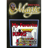 My favourite King By Royal Magic