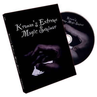 Extreme Magic Seminar DVD by Nathan Kranzo