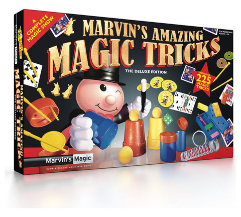 Marvin's Amazing Magic Tricks Set By Marvin's Magic