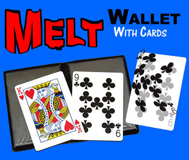 Melt Wallet With Cards