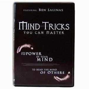 Mind Tricks You Can Master DVD by Magic Makers