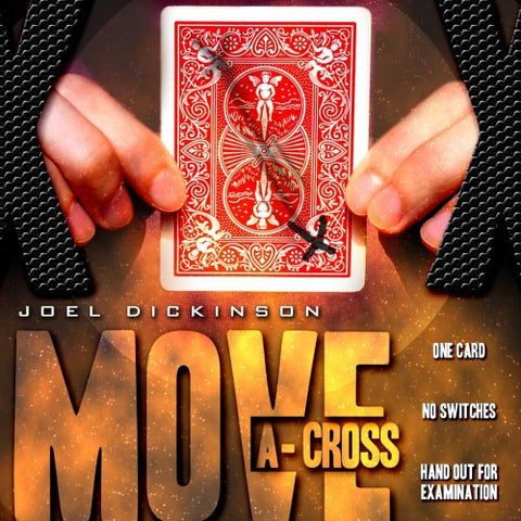 Move Across By Joel Dickinson DOWNLOAD