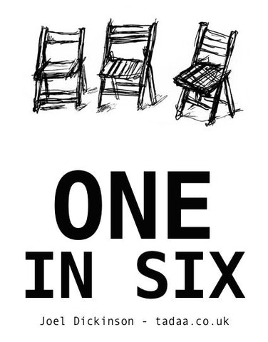 One In Six By Joel Dickinson DOWNLOAD