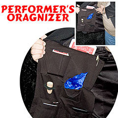 Performers Organiser - Black