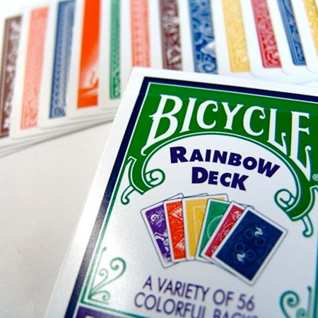 Bicycle Rainbow Deck by Magic Makers Inc
