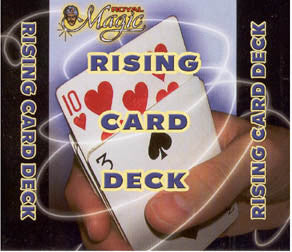 Rising Card Deck Bicycle