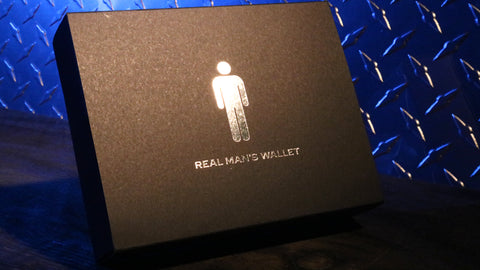 Real Man's Wallet by Steve Draun