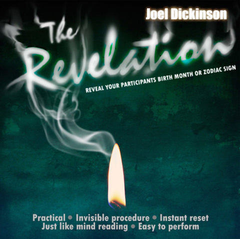 The Revelation By Joel Dickinson