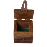 Ring Box (wood) by Premium Magic