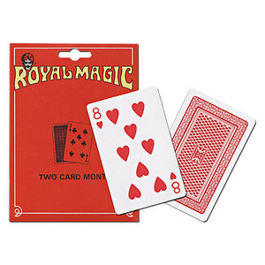 Two Card Monte Trick