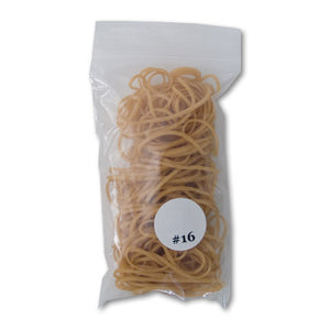 Gold Rubberbands Size 16 - Trick