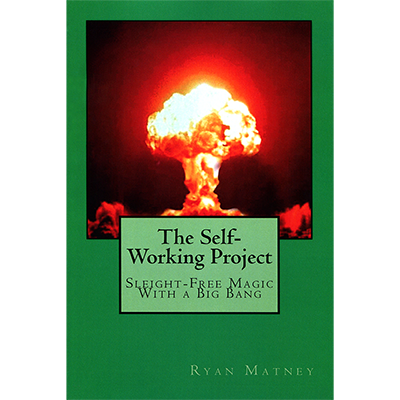 The Self-Working Project Book by Ryan Matney