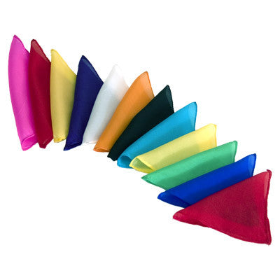 "6"" Silks Assorted Colours"