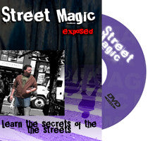 Street Magic DVD - Secrets