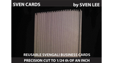 SvenCards (Blank) by Sven Lee