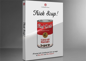 Trick Soup (2 DVD Set) by Gary Jones and Chris Congreave